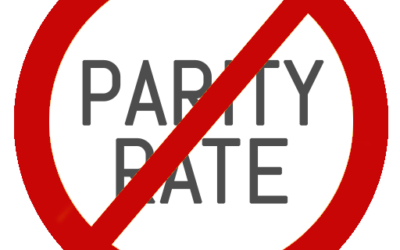 Parity Rate: un'abolizione che serve a chi?