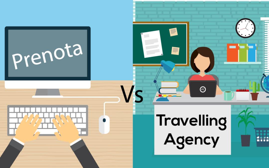 Prenotare il proprio viaggio: agenzia o tramite web?