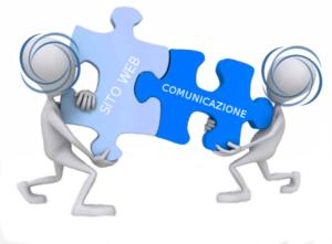sito web e comunicazione