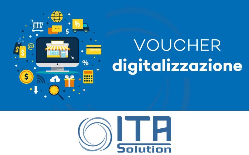 Voucher digitalizzazione: Contributo a fondo perduto per la digitalizzazione e l'ammodernamento tecnologico