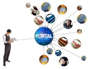 Creazione di portali internet